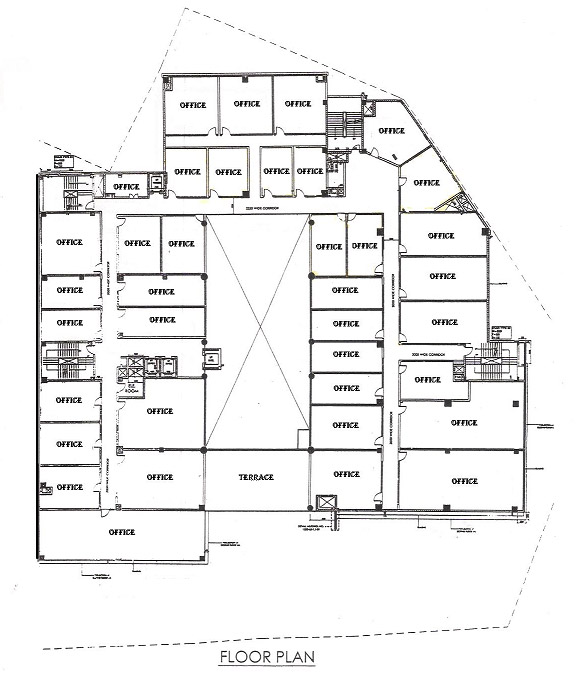 Office Space Floor Plan