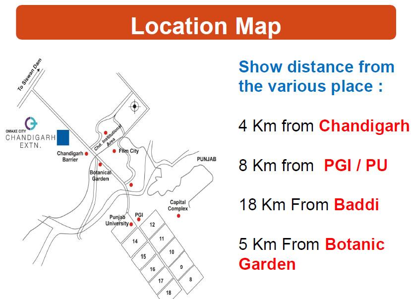 location map mullanpur