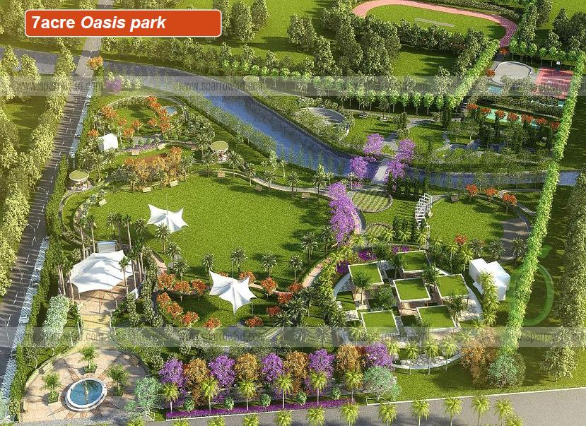 7acre Oasis park