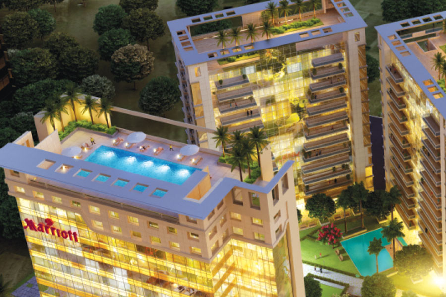 BURJ ONE : Real Estate Venture of Dhillon Group